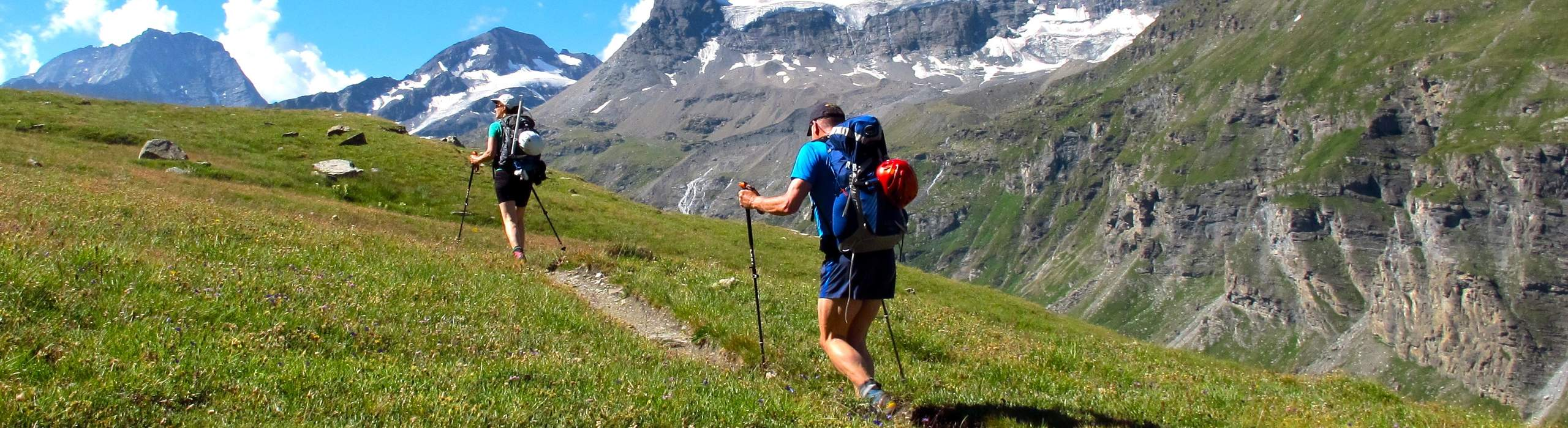 Hike the Haute Route from Chamonix to Zermatt with Chamex mountain guides