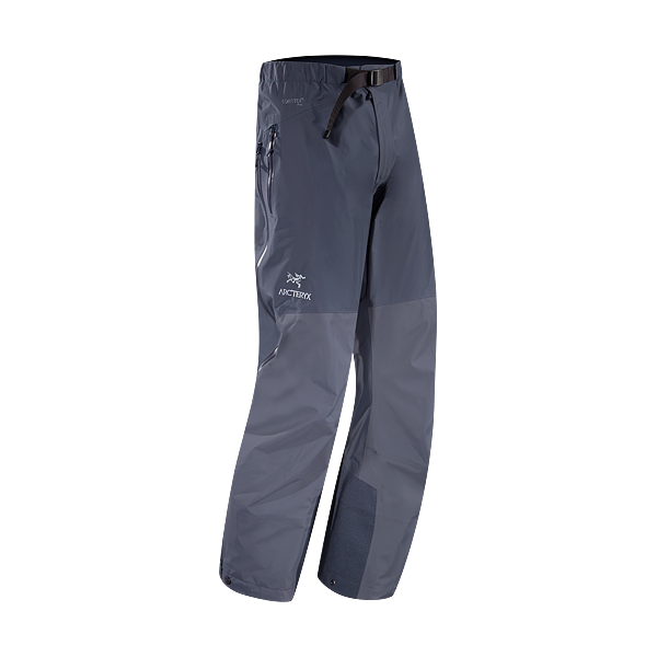Windproof and waterproof trousers
