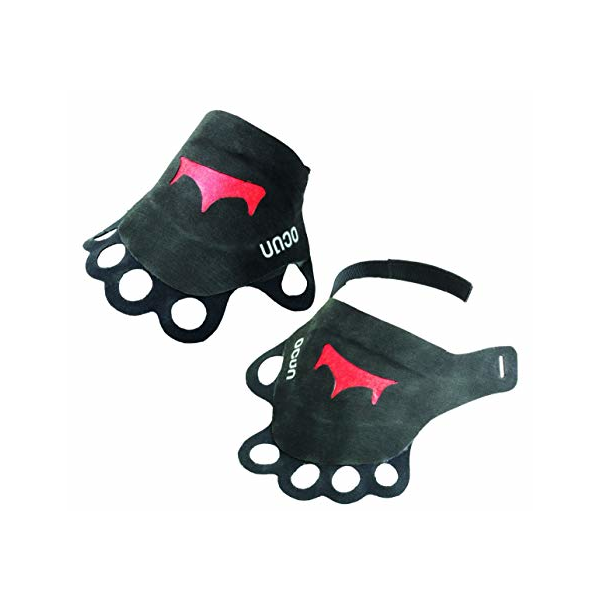 Crack climbing gloves