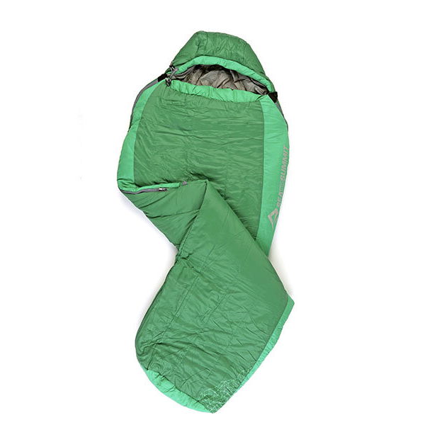 Lightweight sleeping bag - summer season