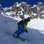 Early Season Off-Piste Ski Clinic with Chamonix Experience