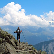 Haute Route hiking tour Chamonix to Zermatt